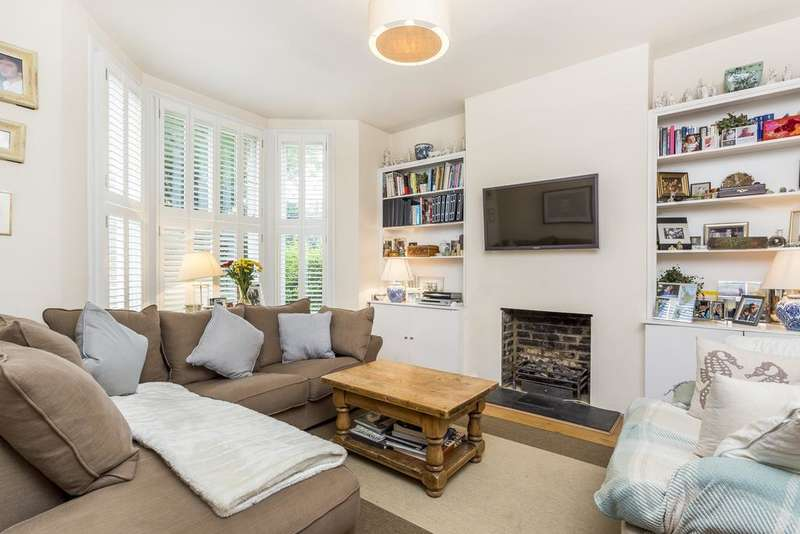 4 Bedrooms Terraced House for sale in Iffley Road, London W6