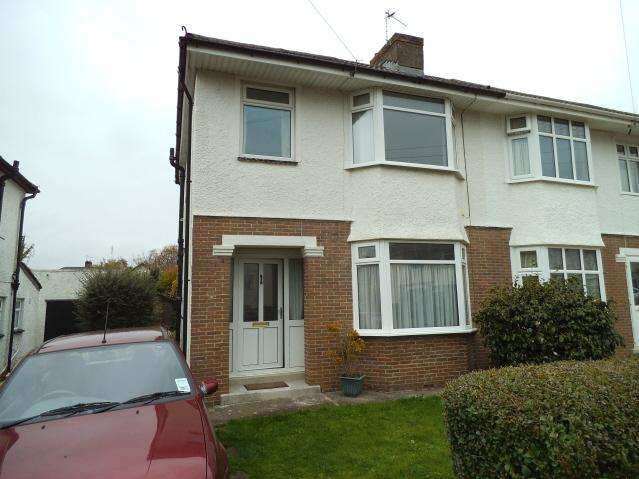 3 Bedrooms Semi Detached House for sale in Mount Earl, Bridgend CF31