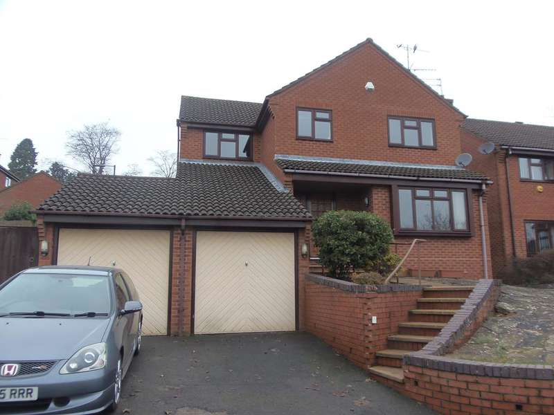 4 Bedrooms Detached House for sale in 4 Stonehill Drive, BROMYARD HR7