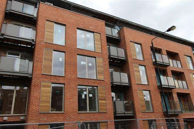 2 Bedrooms Flat for sale in The Residence, 65 Maygrove Road