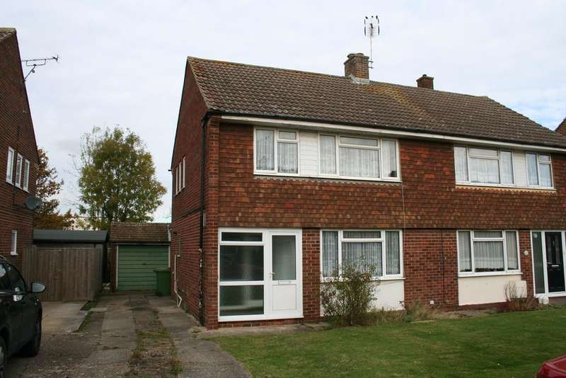 3 Bedrooms Semi Detached House for sale in Ribston Gardens TN12
