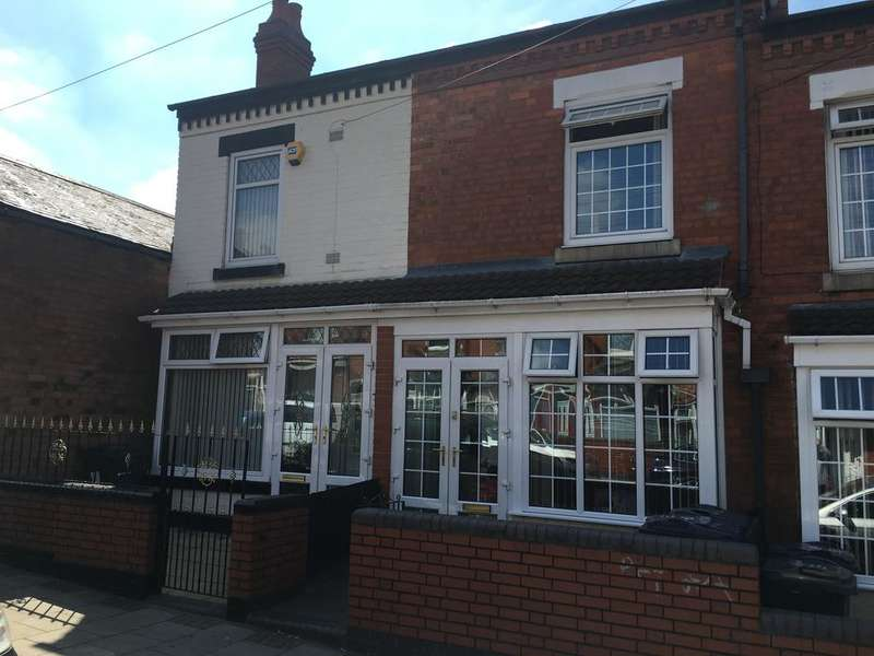 3 Bedrooms Terraced House for sale in Bennetts Road, Washwood Heath, Birmingham B8