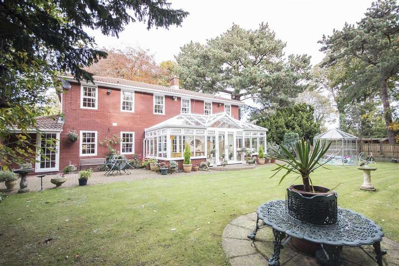 4 Bedrooms Detached House for sale in The Orangery, 4 Buckland Close, Washington, Tyne and Wear NE38