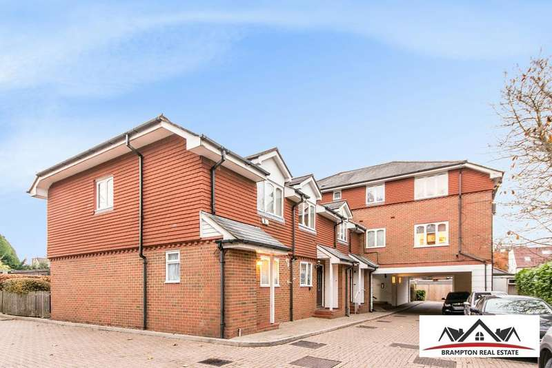2 Bedrooms Apartment Flat for sale in Langham court, Holmbrook Drive,, Hendon, London NW4