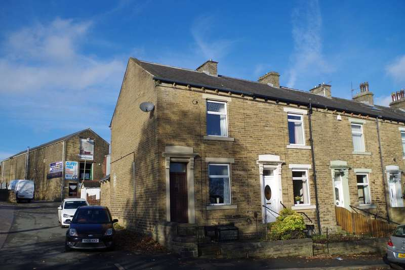 2 Bedrooms Terraced House for sale in Clifby, Pellon, Halifax HX2