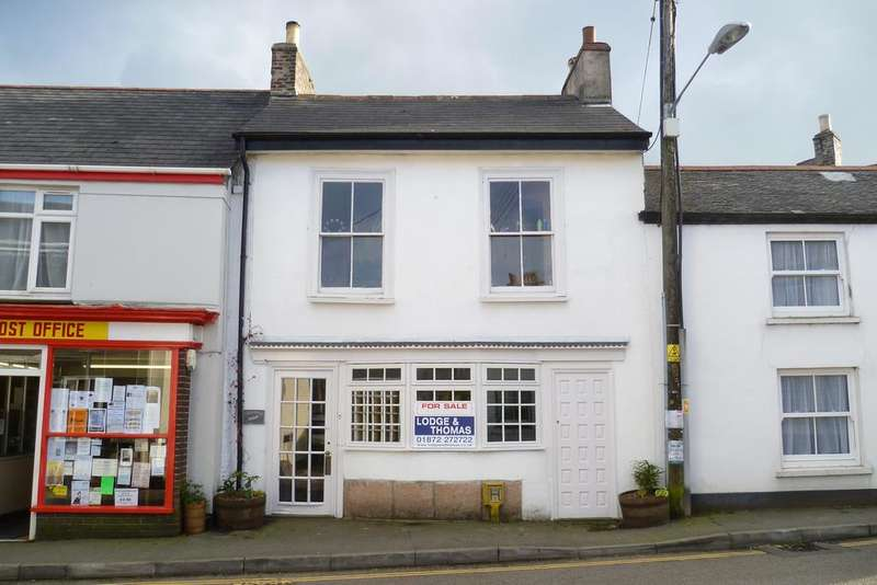 4 Bedrooms Terraced House for sale in Versatile 4 bedroom house, Fore Street, St. Day, Redruth TR16