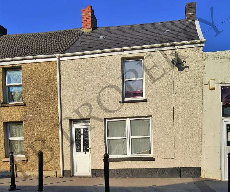 2 Bedrooms Terraced House for sale in Clase Road, Morriston, Swansea, SA6 8DY