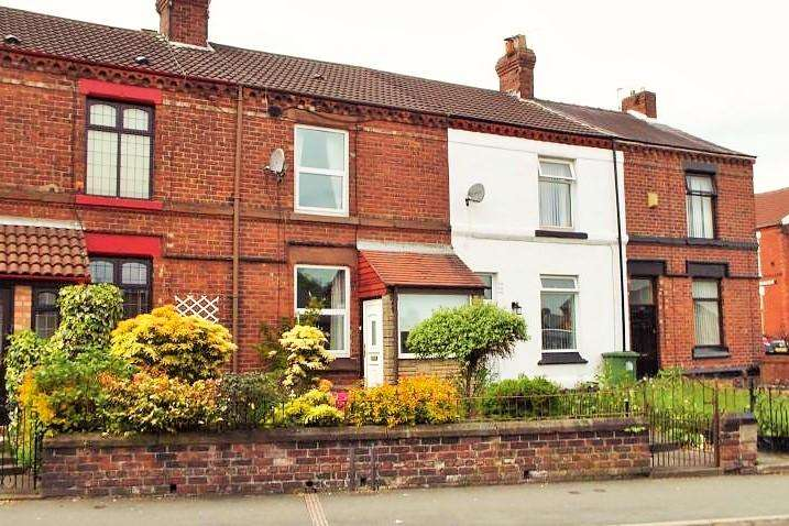 2 Bedrooms Terraced House for sale in Nutgrove Road, Nutgrove, St. Helens WA9