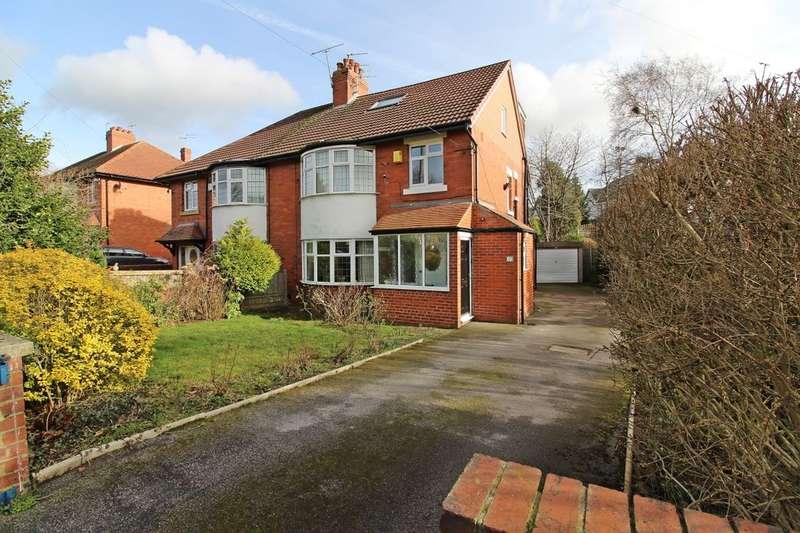 5 Bedrooms Semi Detached House for sale in Primley Park Crescent, Leeds, LS17