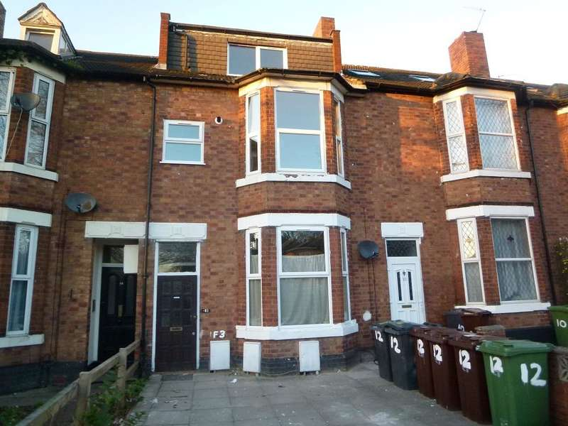 5 Bedrooms Flat for sale in Merridale Road, Wolverhampton WV3