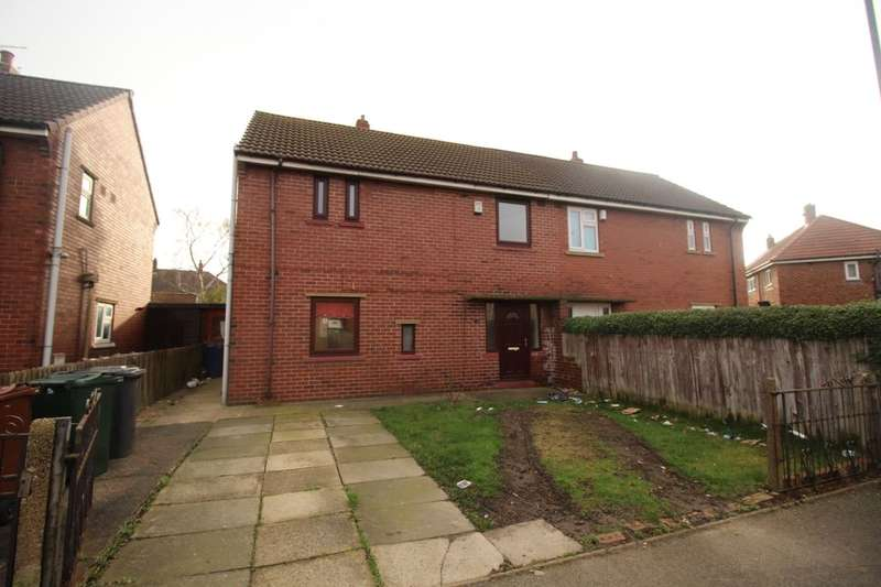 3 Bedrooms Semi Detached House for sale in Buxton Road, Barnsley, S71