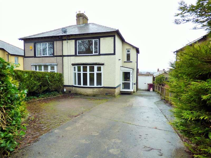 2 Bedrooms Semi Detached House for sale in Casterton Avenue, Burnley