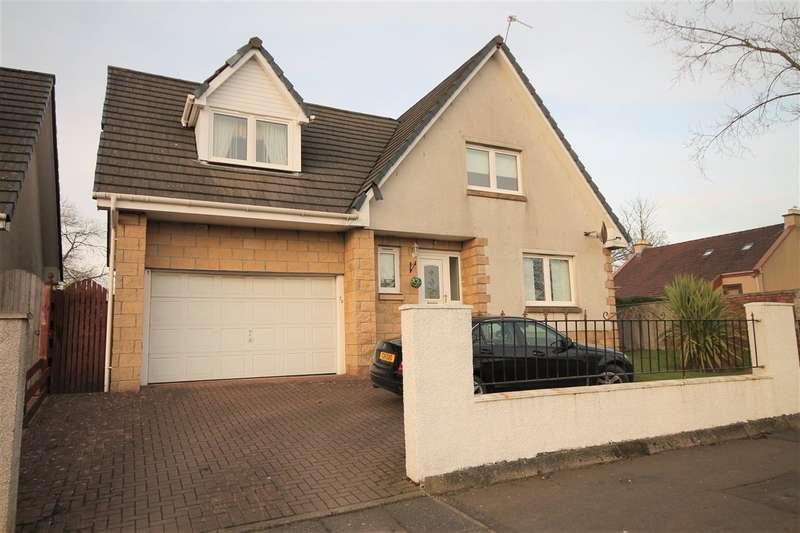 4 Bedrooms Detached House for sale in Viewfield Road, Coatbridge