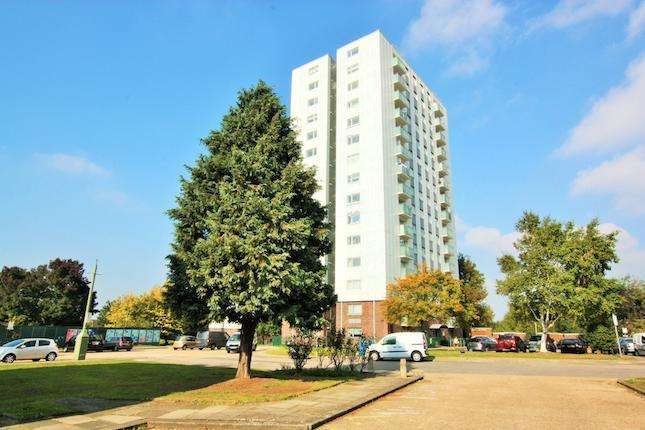 2 Bedrooms Flat for sale in Templewood Point, Granville Road, Cricklewood, NW2