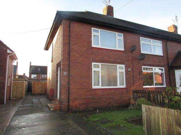 3 Bedrooms Semi Detached House for sale in DALTON AVENUE, ST HELENS, BISHOP AUCKLAND