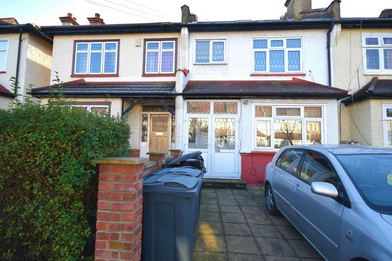 4 Bedrooms Terraced House for sale in Beechwood Avenue CR7