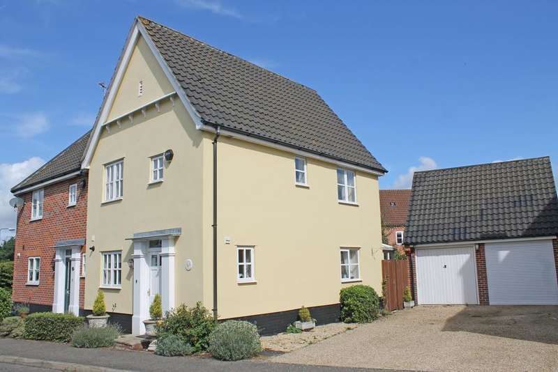 3 Bedrooms End Of Terrace House for sale in 15 Neil Avenue, Holt NR25