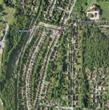 Plot Commercial for sale in Chipstead CR5