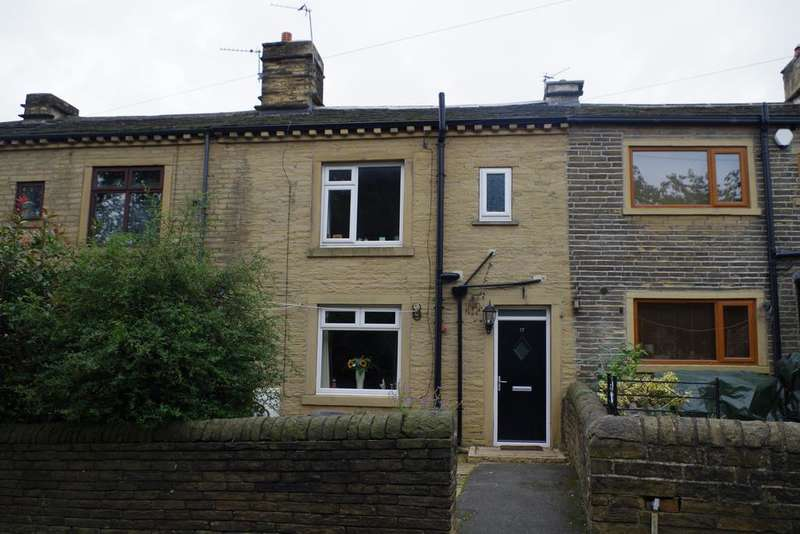 2 Bedrooms Cottage House for sale in Park Square, Northowram, Halifax HX3