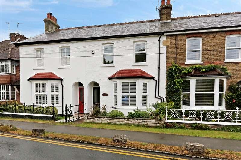 3 Bedrooms Terraced House for sale in West Common, Gerrards Cross, Buckinghamshire, SL9