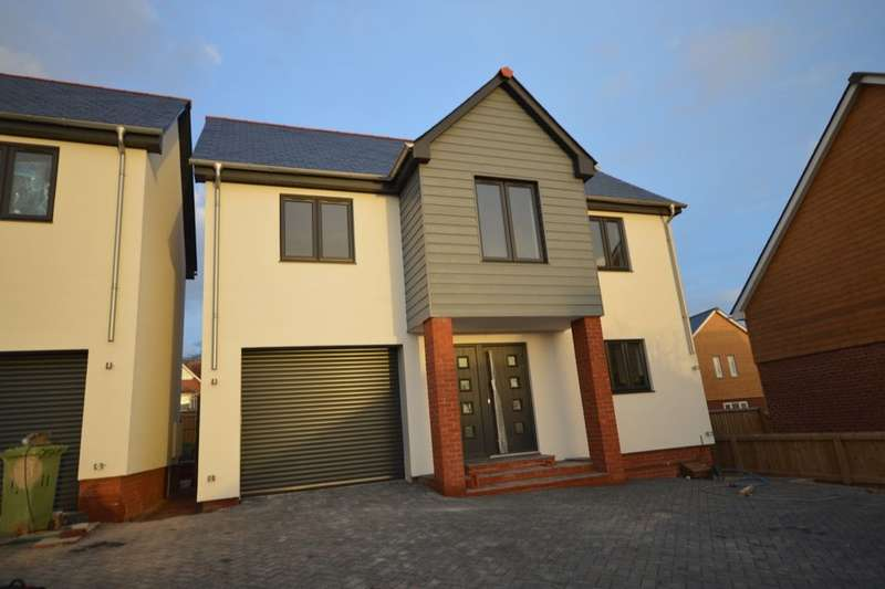 6 Bedrooms Detached House for sale in Exeter Road, Exmouth, EX8
