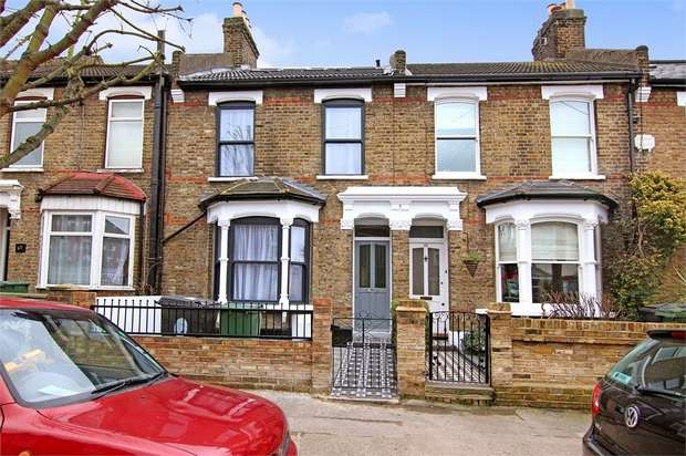 4 Bedrooms Terraced House for sale in Brookdale Road, Walthamstow, London