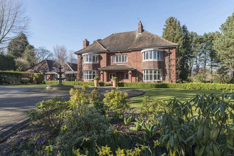 7 Bedrooms Detached House for sale in Glengairn, 14 South Drive, Woolsington, Newcastle upon Tyne NE13