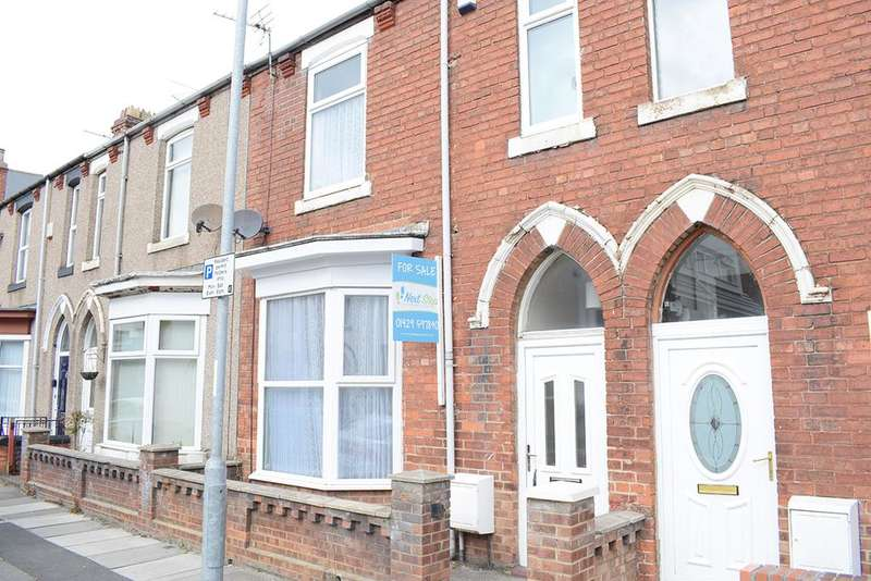 3 Bedrooms Terraced House for sale in Lister Street, Hartlepool TS24