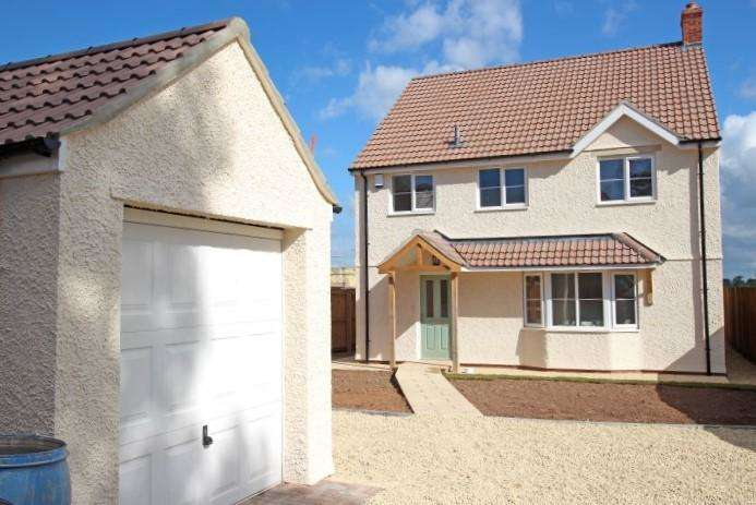 4 Bedrooms Detached House for sale in Haygrove Farm Lane, Bridgwater TA6