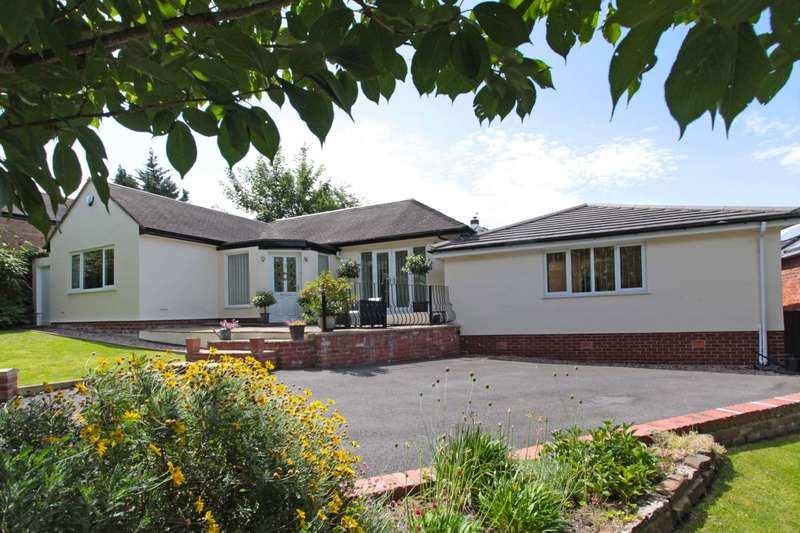 3 Bedrooms Detached Bungalow for sale in 3 bedroom Bungalow Detached in Frodsham