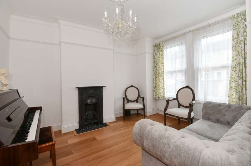 2 Bedrooms House for sale in Victory Road, Wimbledon, SW19