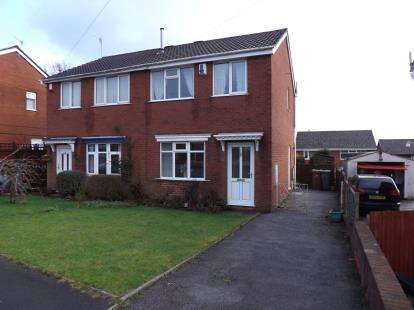 3 Bedrooms Semi Detached House for sale in Newmount Road, Stoke-on-Trent, Staffordshire