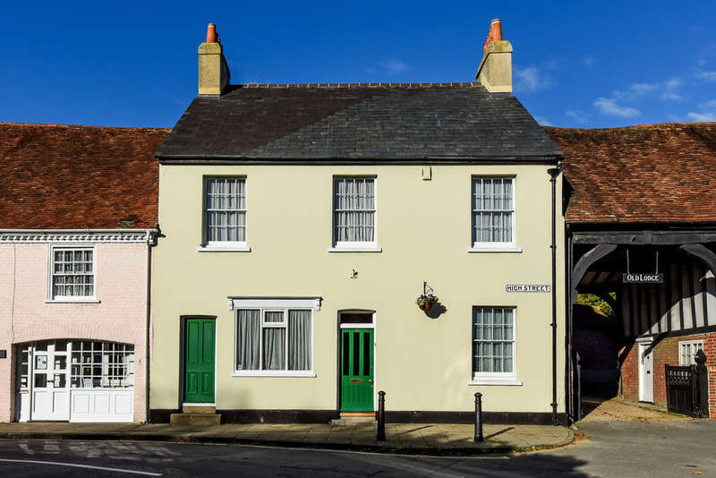 4 Bedrooms Terraced House for sale in High Street, Titchfield