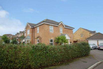 4 Bedrooms Detached House for sale in Church Farm Road, Emersons Green, Near Bristol, South Gloucestershire