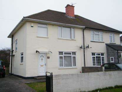 3 Bedrooms Semi Detached House for sale in Ravenglass Crescent, Southmead, Bristol