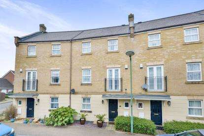 4 Bedrooms Terraced House for sale in Allington Circle, Kingsmead, Milton Keynes, Buckinghamshire