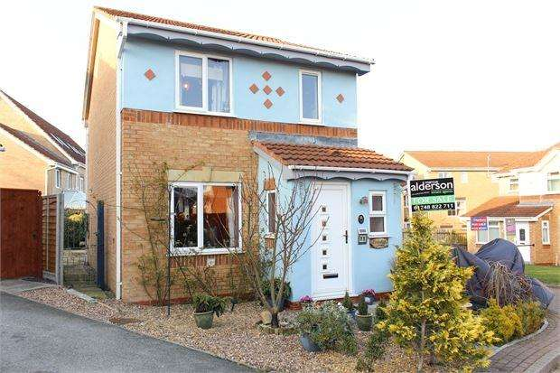 3 Bedrooms Detached House for sale in Kipling Drive, Brough With St Giles, North Yorkshire. DL9 4XP