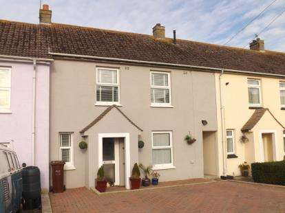 3 Bedrooms Terraced House for sale in Newquay, Cornwall, England