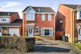3 Bedrooms Detached House for sale in Friesian Way, Ashford, Kent