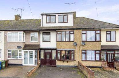 4 Bedrooms Terraced House for sale in Aveley, Essex