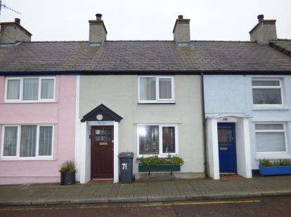 1 Bedroom Terraced House for sale in High Street, Cemaes Bay, Sir Ynys Mon, LL67