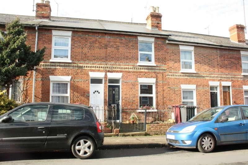 2 Bedrooms Terraced House for sale in Cardigan Road, Reading