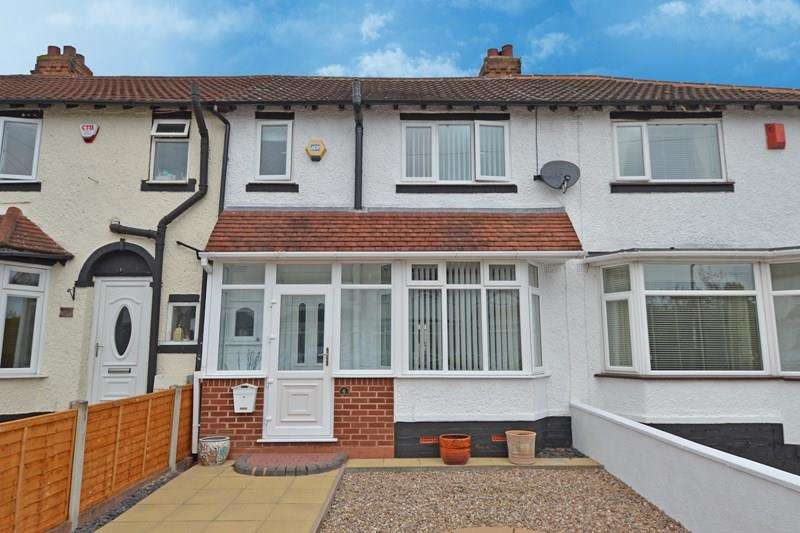 3 Bedrooms Terraced House for sale in Kineton Road, Rubery, Birmingham