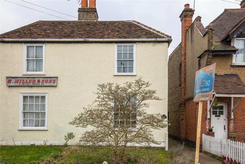3 Bedrooms Semi Detached House for sale in High Street, Southgate, N14