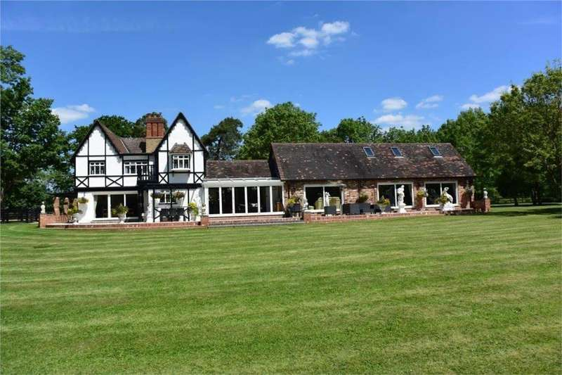 6 Bedrooms Detached House for sale in Homewood Manor, Bedford Road, NORTHILL, Bedfordshire