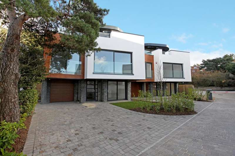 4 Bedrooms Detached House for sale in 15c Panorama Road, Sandbanks, Poole BH13