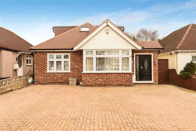 4 Bedrooms Bungalow for sale in Bushey Road, Uxbridge, Middlesex, UB10