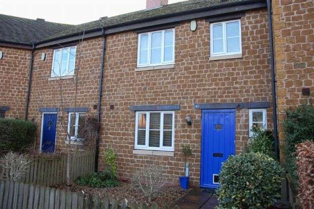 2 Bedrooms Terraced House for sale in Cherry Hill, Old, Northampton NN6 9EN