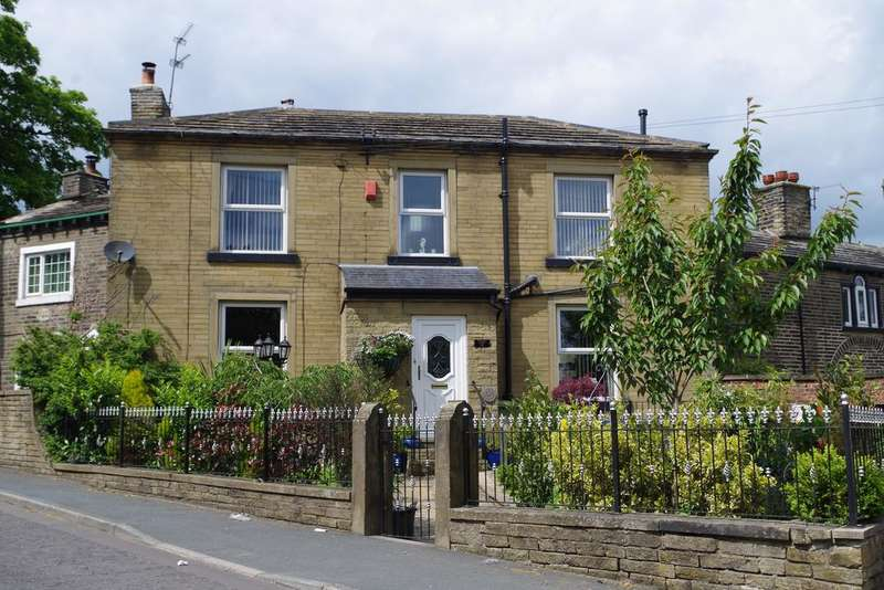 3 Bedrooms Terraced House for sale in 102 Keighley Road, Halifax HX2