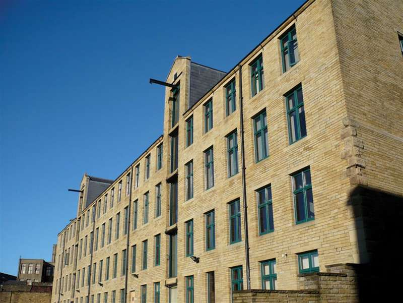 1 Bedroom Flat for sale in Colonial Building, Bradford, BD1 2NB